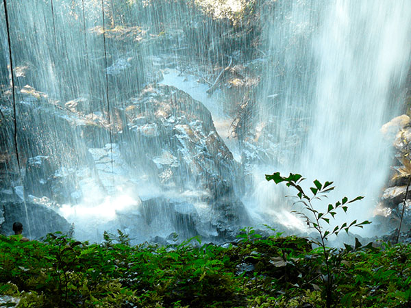 Cha Ong Waterfall