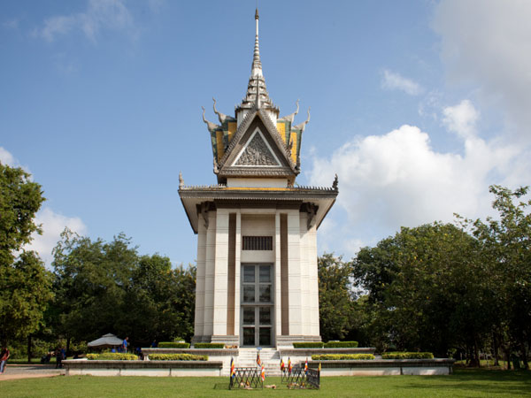 Choeung Ek Memorial (The Killing Fields)