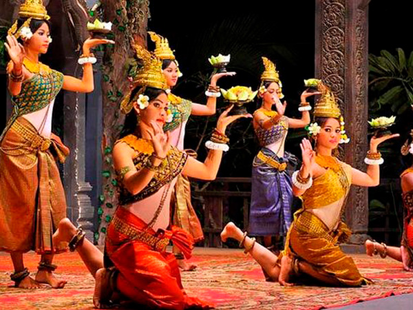 Khmer Traditional Dance and Performances