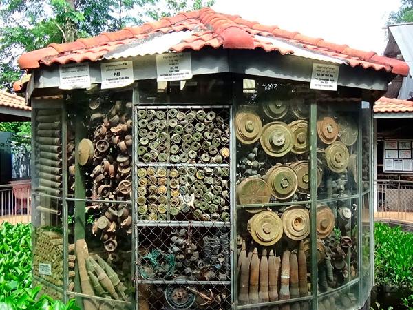 Cambodian Landmine Museum