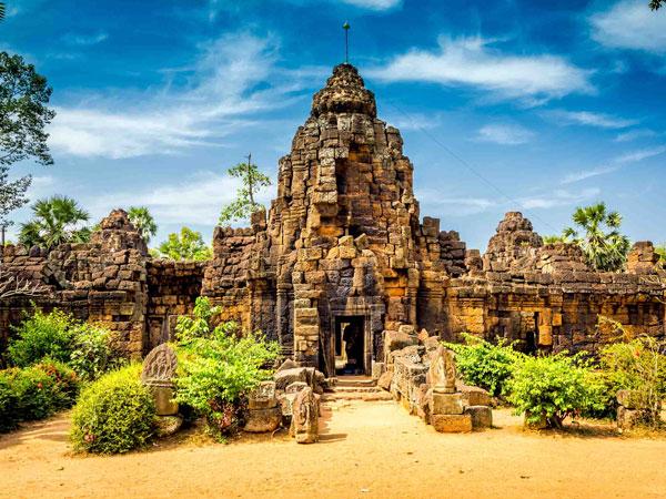 Tonle Bati Resort
